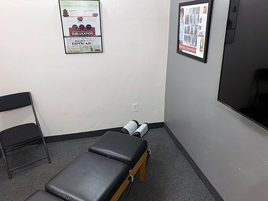 Chiropractic Fort Collins CO Active Health Chiropractic Adjustment Bed