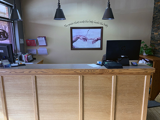 Chiropractic Fort Collins CO Active Health Chiropractic Receptionist
